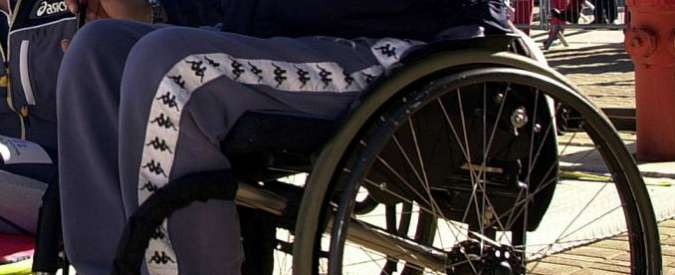 Disabili, vi presento sua maestà l'inaccessibilità