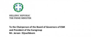 Fotogallery – Ecco lo scambio di documenti tra la Grecia e i creditori da febbraio a oggi