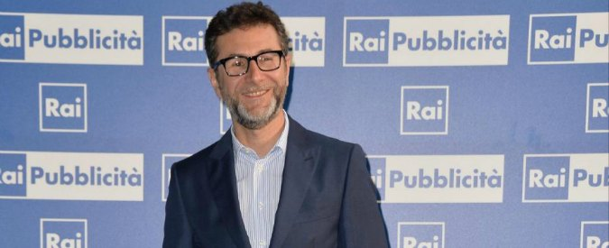 """""""Fabio Fazio ha accettato il taglio dello stipendio richiesto dalla Rai"""""""