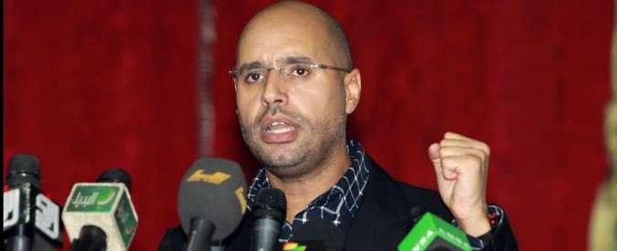 Gheddafi, il figlio Saif al-Islam condannato a morte per repressione rivolta 2011 in Libia