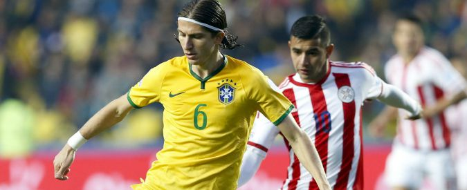 Calciomercato Inter: il sogno per la difesa è Filipe Luis