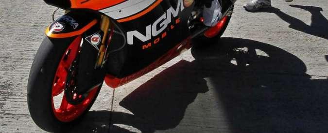 MotoGp news, Forward Racing torna a Brno. Claudio Corti sostituisce Bradl