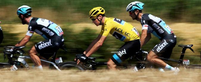 Tour de France 2015, cronosquadre alla Bmc. Froome resta in giallo