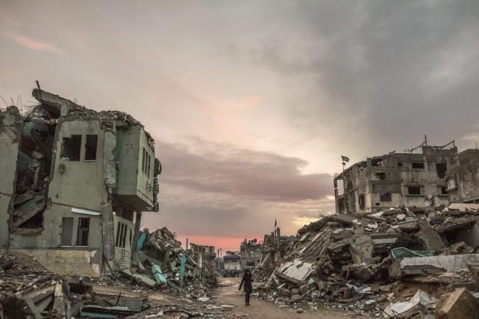 Gaza – A photo