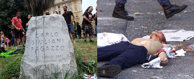 """G8 di Genova, piazza Alimonda vietata ai poliziotti anti Carlo Giuliani: """"Sit in provocatorio"""""""