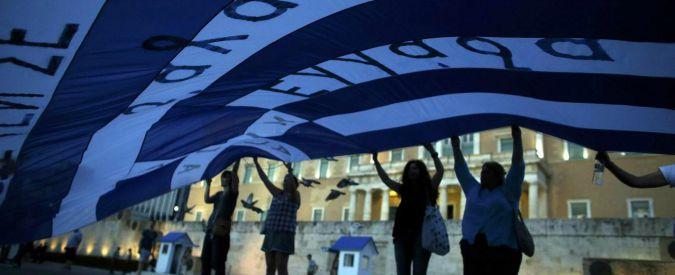 """Grecia, """"le trattative? Atene in bicicletta lanciata contro il camion-Europa"""""""