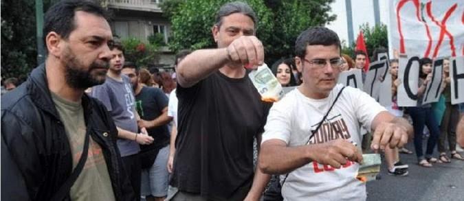 Grecia, non morire per l'euro