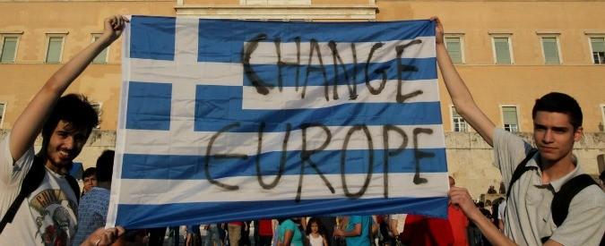 Grecia: il No agli usurai rifonda l'Europa