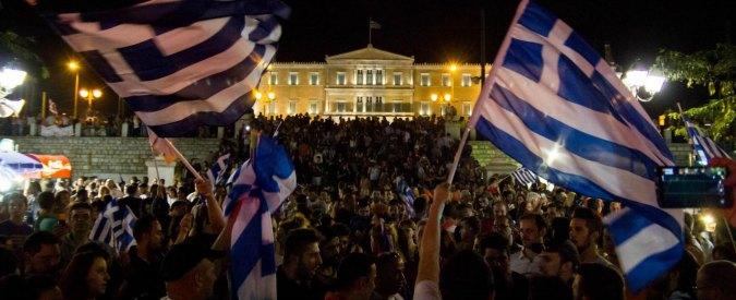 Crisi Grecia in prime time: i talk show scoprono la realtà con la politica estera