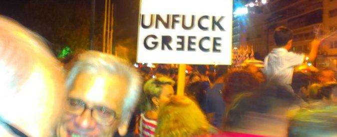 """Grecia, """"noi, giovani stranieri, vorremmo rimanere. Ma qui è un'incognita"""""""