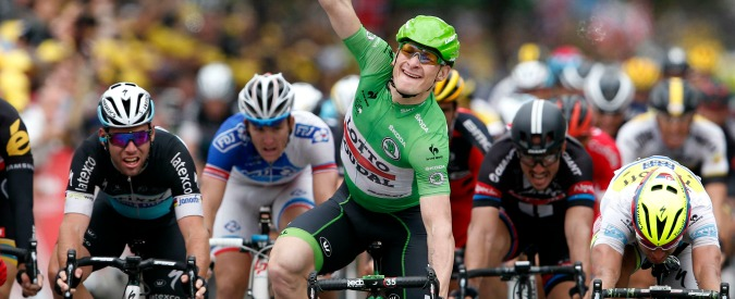 Tour de France 2015, Greipel fa il bis ad Amiens. L'obiettivo dei migliori? Non cadere