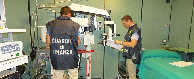 "Sanità Lombardia, ""appalti gonfiati all'ospedale di Gallarate"". Sei denunciati"