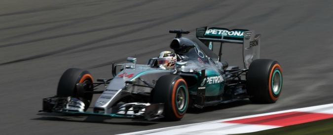 Formula 1, gran premio Silverstone: Hamilton in pole position, poi c'è Rosberg