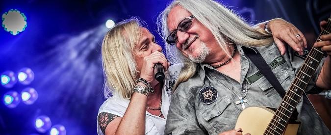 Uriah Heep, parla la leggenda Mick Box: 'Finché resto io, lo spirito originario non morirà mai'