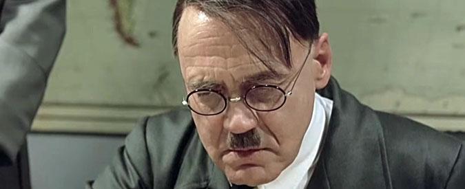 """La Grecia piegata dai tedeschi e RaiTre manda in onda """"La Caduta"""" di Hitler"""