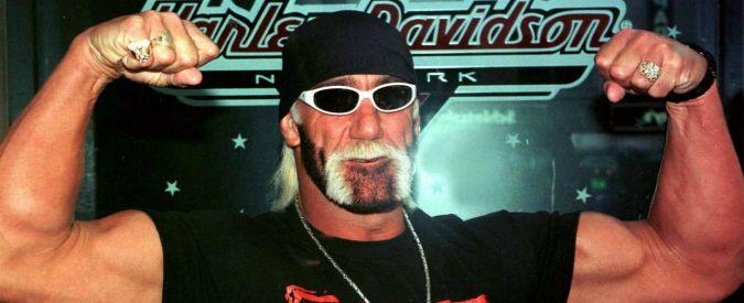 """Hulk Hogan, licenziato dalla federazione Wwe per frasi razziste: """"Chiedo scusa"""""""