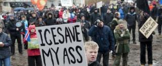 Referendum Grecia, quando l'Islanda disse no e non pagò Olanda e Uk