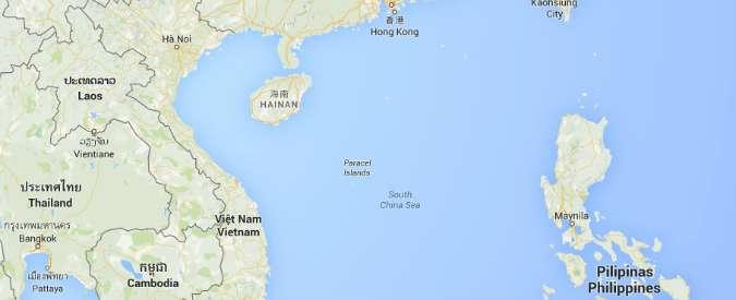 Google, eliminato nome in cinese delle isole contese con le Filippine