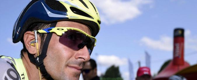 """Ivan Basso si ritira dal Tour de France: """"Ho un tumore ai testicoli"""""""