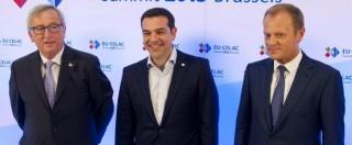 Grecia, l'Eurogruppo ha ricevuto le nuove proposte del governo Tsipras