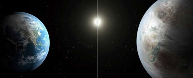 Kepler 452b: la vita extra-terrestre è plausibile
