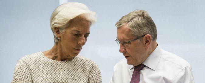"""Grecia, Fmi: """"Niente nuovi aiuti se Ue non si impegna a alleggerire debito"""""""