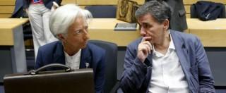 """Grecia, Ft: """"Se Ue non taglia debito Fondo monetario non partecipa a piano"""""""