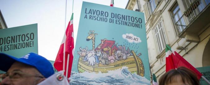 """Lavoro, Inps: """"Più di metà dei dipendenti italiani ha un contratto da operaio. In aumento del 16% gli interinali"""""""