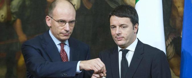 """Letta e i giudizi per telefono di Renzi: """"Le sue frasi? Si commentano da sole"""""""