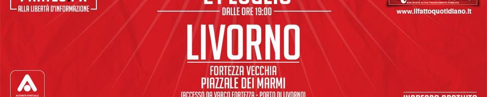 Il Fatto Quotidiano incontra i lettori a Livorno