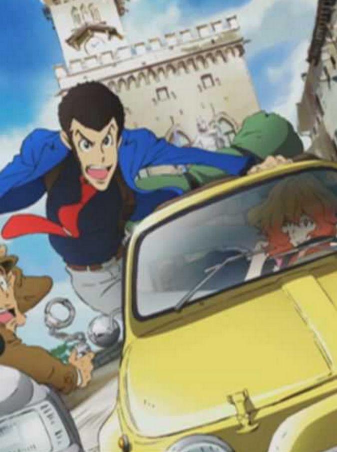 Lupin III, ecco la nuova serie: a cantare la sigla è Moreno. E su Change una petizione per dire no al rapper