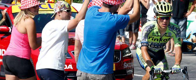 Tour de France, sui Pirenei vince Majka. Froome controlla, Nibali perde ancora