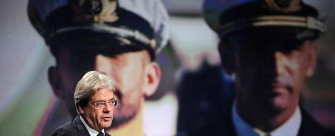 Marò, Farnesina chiede il rientro di Girone e permanenza di Latorre in Italia