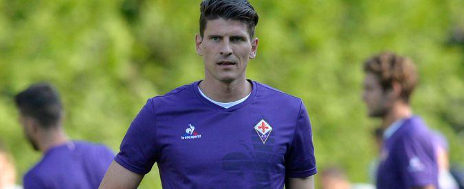 Calciomercato Fiorentina, Mario Gomez saluta: ufficiale suo passaggio al Besiktas