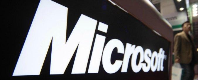 """Microsoft contro governo Usa: """"No a diffusione mail e dati senza consenso dei clienti"""""""