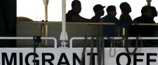 Bimba diabetica morta sul barcone, arrestati a Siracusa i tre presunti scafisti