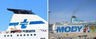 Traghetti, Antitrust multa Moby Lines per 374mila euro: non ha rispettato la concorrenza nei trasporti per l'Elba