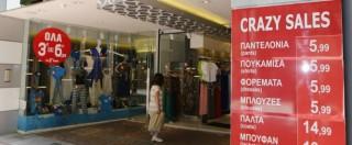 Grecia, boom di licenziamenti e salari in contanti. Le aziende scrivono a Tsipras: 'Con Grexit disoccupazione alle stelle'