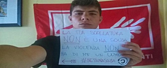 Stupro Fortezza da Basso, su Twitter la fotopetizione #nessunascusa
