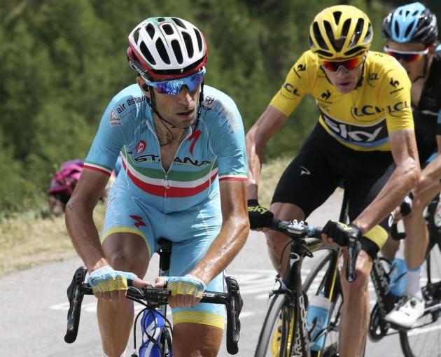 Ciclismo, 17esima tappa del 102esimo Tour de France