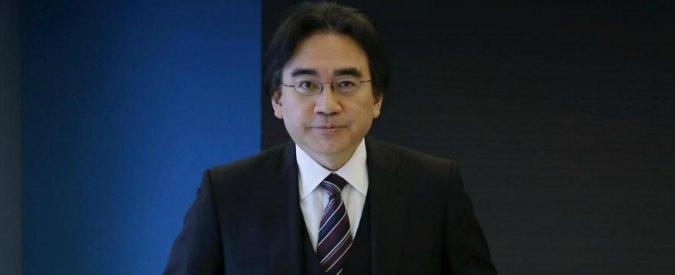 Nintendo, morto Satoru Iwata: era il presidente del colosso dei videogames