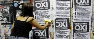 La Grecia sulla via del referendum: sondaggi falsi, psicosi politica e caos