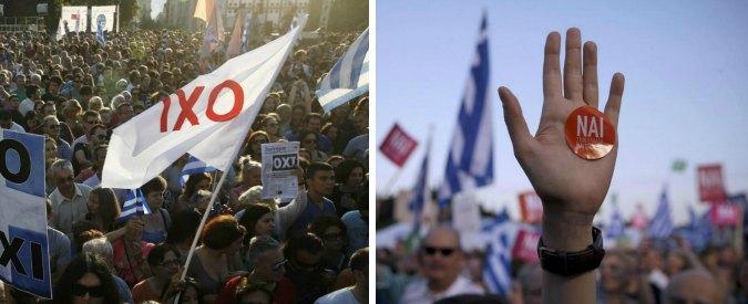Grecia alla vigilia del referendum: dalla disinformazione alle false prospettive. E se mancasse il quorum?