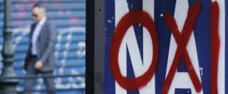 """Crisi Grecia, bocciato ricorso: referendum si farà. Liquidità banche fino a lunedì. """"Ue ha cercato di bloccare report Fmi"""""""