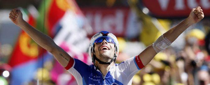 Tour de France, sull'Alpe d'Huez trionfa Pinot e Froome salva la sua Grande Boucle. Nibali, addio al podio