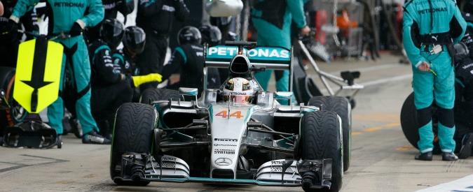 Formula 1 news, il falso pit stop delle Mercedes e la mancata penalizzazione