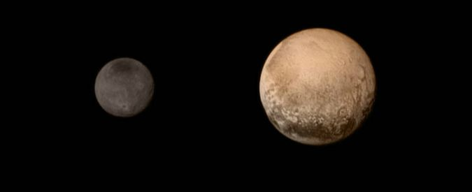 """Plutone, New Horizons manda le prime foto alla Terra: """"Ci sono montagne di ghiaccio fino a 3500 metri"""""""