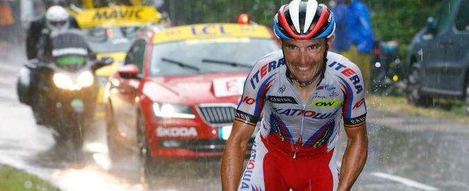 Tour de France 2015, Purito vince sotto la grandine. Froome non fa una piega, Nibali questa volta almeno respira