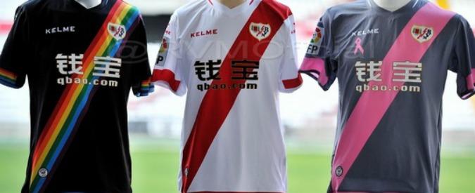 Rayo Vallecano e Deportivo Guadalajara, nuove maglie ufficiali contro i pregiudizi