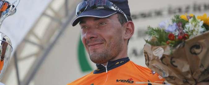 Ciclismo, Francesco Reda positivo all'antidoping: è il vicecampione italiano